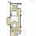 Apartament 2 camere – Lisabona