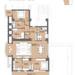 Apartament 4 camere Quito
